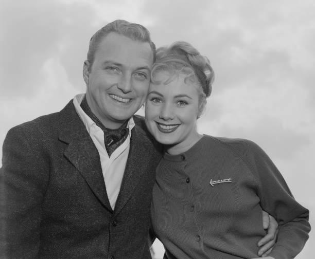 Parent「Jack Cassidy And Shirley Jones」:写真・画像(1)[壁紙.com]