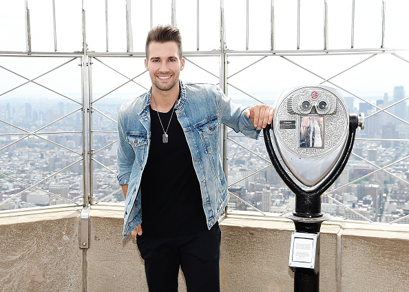 Empire State Building「James Maslow Visits The Empire State Building」:写真・画像(14)[壁紙.com]