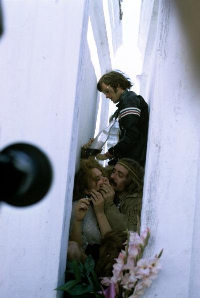 Movie「Fonda, Black, & Hopper Filming 'Easy Rider'」:写真・画像(12)[壁紙.com]