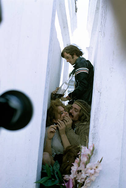 Fonda, Black, & Hopper Filming 'Easy Rider':ニュース(壁紙.com)