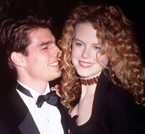 Choker「Tom Cruise And Nicole Kidman」:写真・画像(2)[壁紙.com]