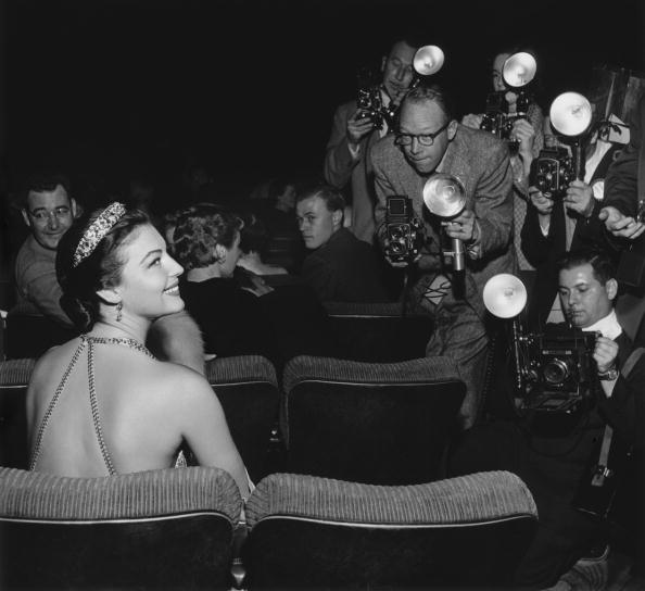 Hollywood - California「Ava Gardner At Premiere」:写真・画像(12)[壁紙.com]
