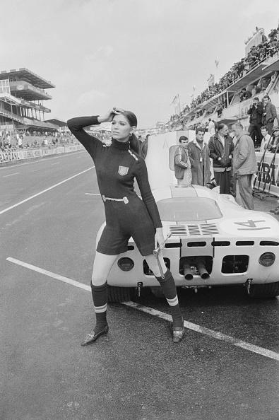 Motorsport「Ann Turkel at Le Mans」:写真・画像(3)[壁紙.com]
