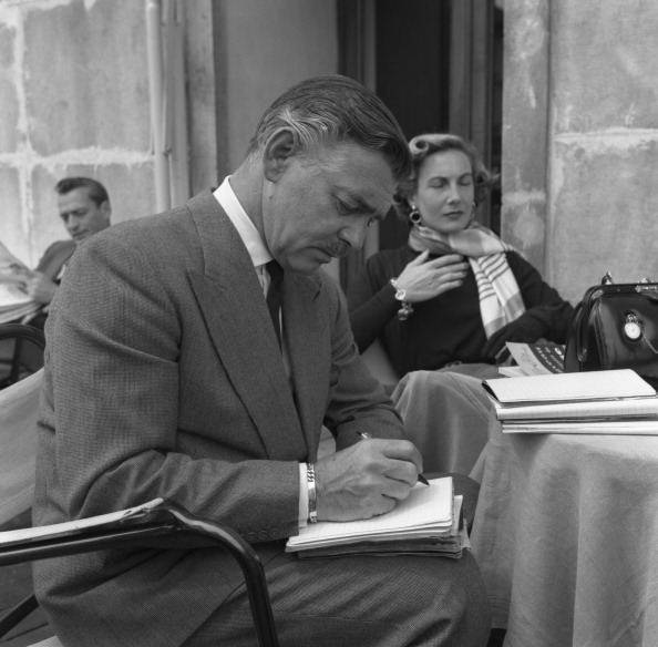 Purse「Close-up Of Clark Gable」:写真・画像(14)[壁紙.com]