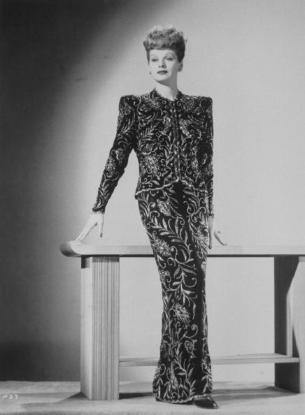 Evening Wear「Lucille Ball」:写真・画像(13)[壁紙.com]