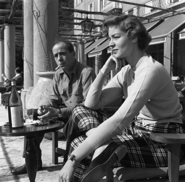 Lauren Bacall「Holidays in Portofino」:写真・画像(13)[壁紙.com]