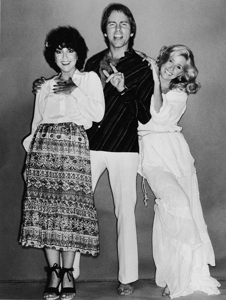 Part of a Series「John Ritter, Suzanne Somers & Joyce DeWitt」:写真・画像(8)[壁紙.com]