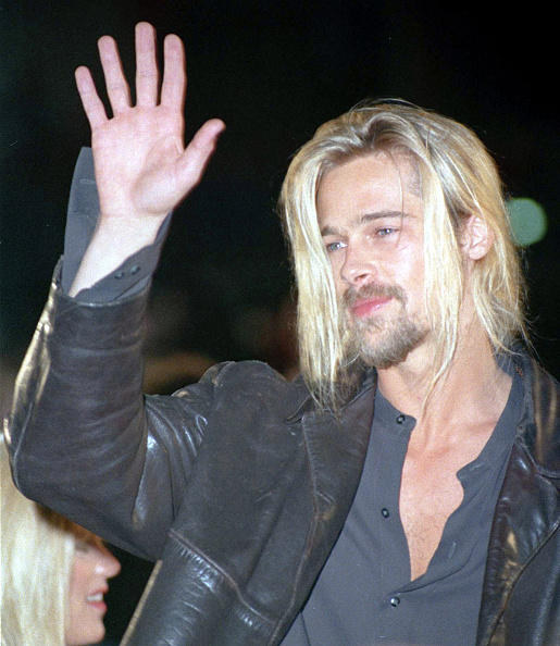 Long Hair「Brad Pitt」:写真・画像(12)[壁紙.com]
