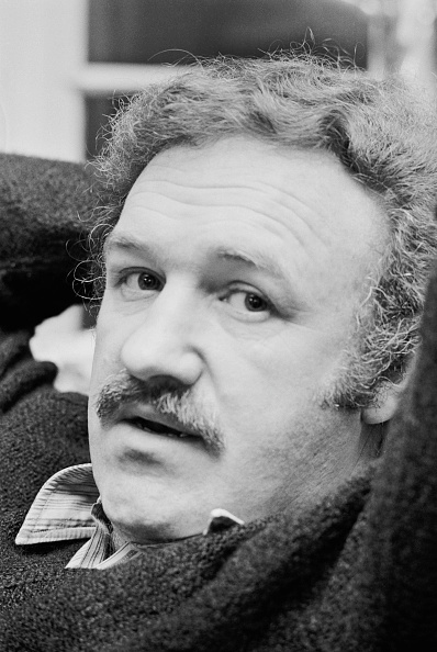 William Lovelace「Gene Hackman」:写真・画像(1)[壁紙.com]