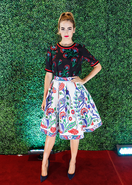Camilla Belle「Nordstrom Vancouver Store Opening Gala」:写真・画像(8)[壁紙.com]