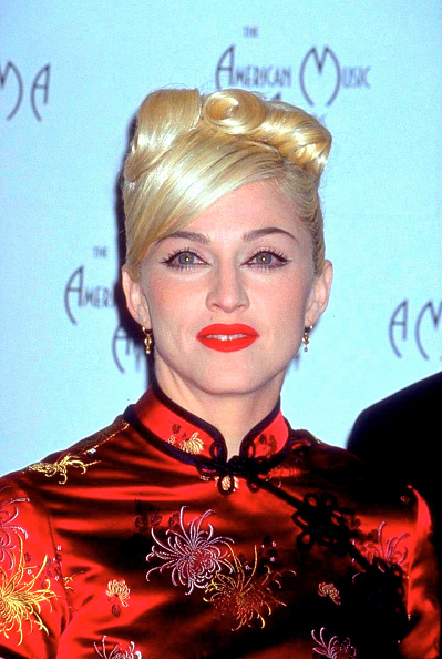 Singer「Madonna At the American Music Awards」:写真・画像(17)[壁紙.com]