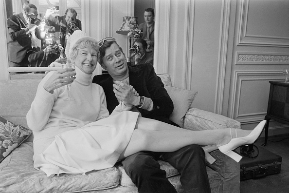 Wedding Reception「Elaine Stritch And John Bay」:写真・画像(7)[壁紙.com]