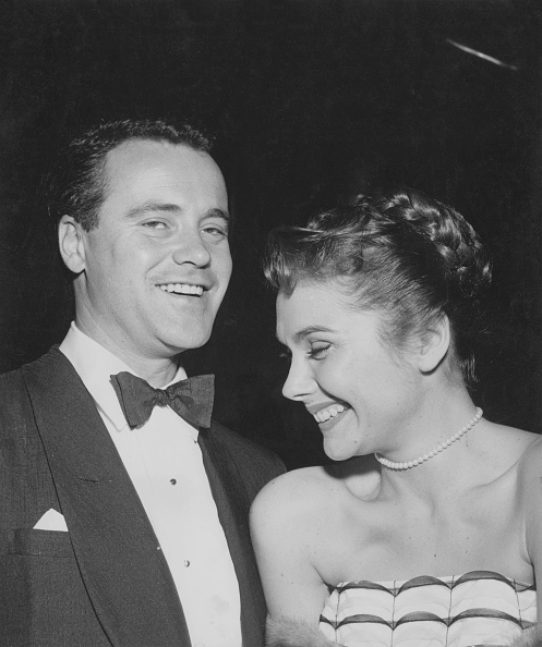 Two People「Jack Lemmon And Felicia Farr」:写真・画像(16)[壁紙.com]