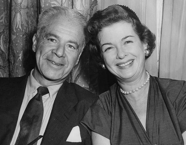 Fred Ramage「Joan Bennett And Walter Wanger」:写真・画像(11)[壁紙.com]
