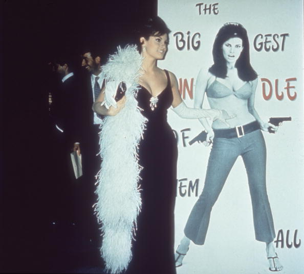 Spice「Raquel Welch In Rome」:写真・画像(0)[壁紙.com]