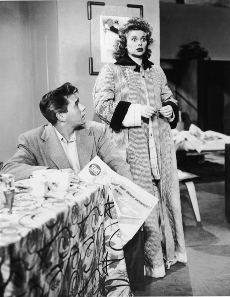 Part of a Series「Lucille Ball & Desi Arnaz 」:写真・画像(5)[壁紙.com]