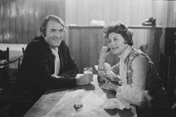 Drinking Glass「Gregory Peck And Ava Gardner」:写真・画像(5)[壁紙.com]