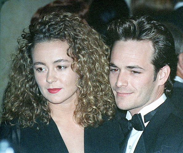Wife「Luke Perry and Rachel Minnie Sharp」:写真・画像(8)[壁紙.com]