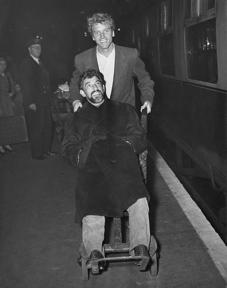 Fox Photos「Burt Lancaster And Nick Cravat」:写真・画像(13)[壁紙.com]