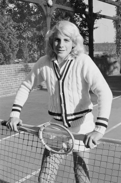 Sports Clothing「Darby Hinton In Tennis Gear」:写真・画像(11)[壁紙.com]