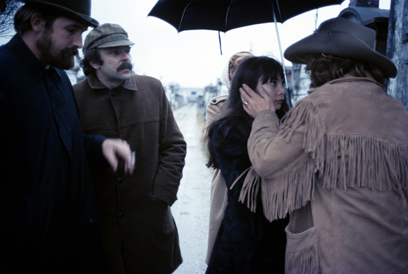 Basil「Hopper & Basil Filming 'Easy Rider'」:写真・画像(4)[壁紙.com]