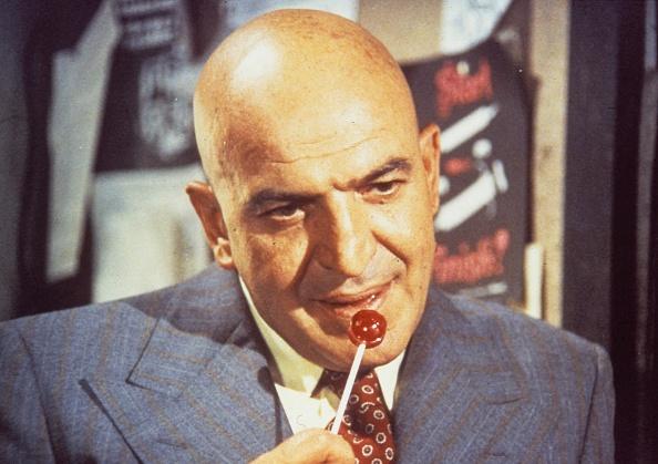 Completely Bald「Telly Savalas」:写真・画像(6)[壁紙.com]
