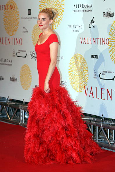 Sienna Miller「Valentino : 45th Anniversary Celebration - Gala Arrivals」:写真・画像(18)[壁紙.com]