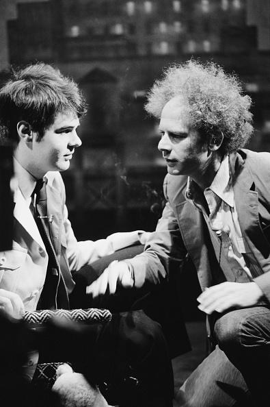 Art Garfunkel「Rehearsing Saturday Night Live」:写真・画像(10)[壁紙.com]