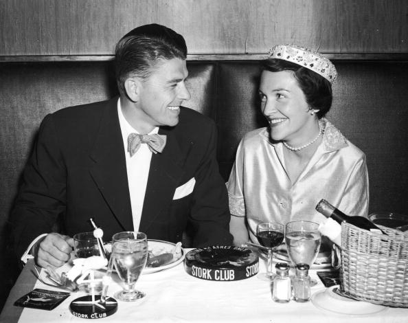 俳優「Ronald And Nancy Reagan On Honeymoon」:写真・画像(8)[壁紙.com]