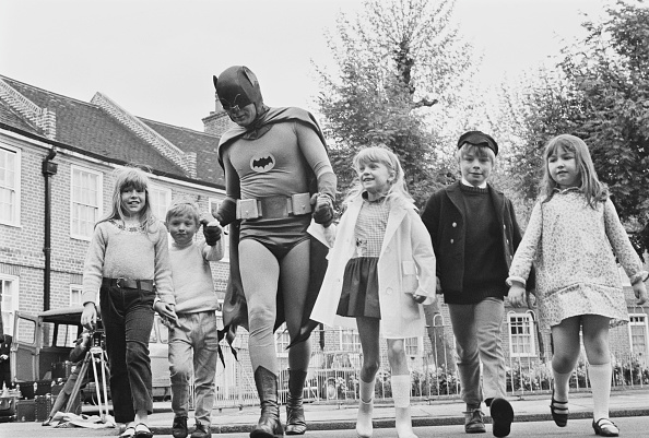 俳優「Road Safety With Batman」:写真・画像(14)[壁紙.com]