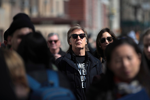 Columbus Circle「Thousands Join March For Our Lives Events Across US For School Safety From Guns」:写真・画像(19)[壁紙.com]