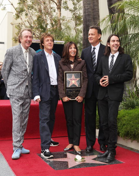 Vince Bucci「George Harrison Honored On The Hollywood Walk Of Fame」:写真・画像(11)[壁紙.com]