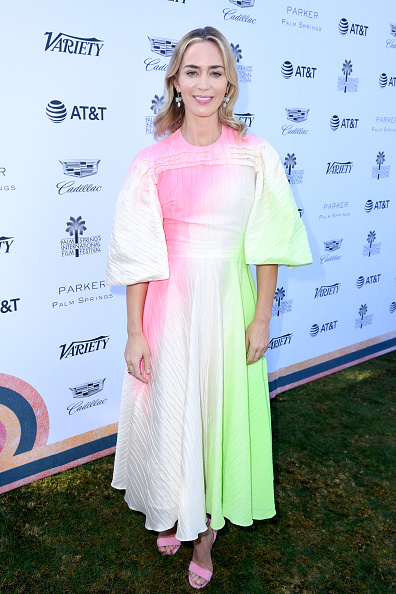 Wide Sleeved「30th Annual Palm Springs International Film Festival - Variety's Creative Impact Awards And 10 Directors To Watch Brunch」:写真・画像(10)[壁紙.com]