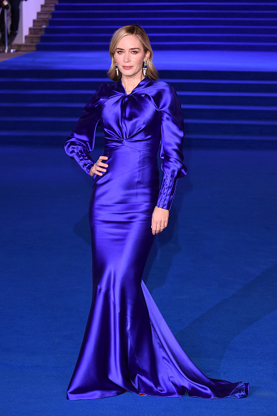"Emily Blunt「""Mary Poppins Returns"" European Premiere - Red Carpet Arrivals」:写真・画像(17)[壁紙.com]"