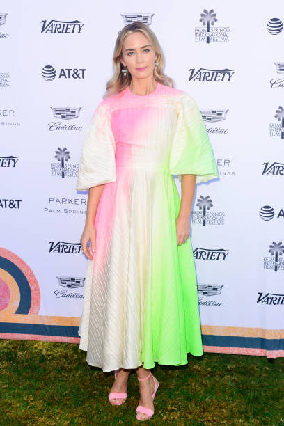2019 Palm Springs International Film Festival - Variety's Creative Impact Awards/10 Directors To Watch - Arrivals:ニュース(壁紙.com)