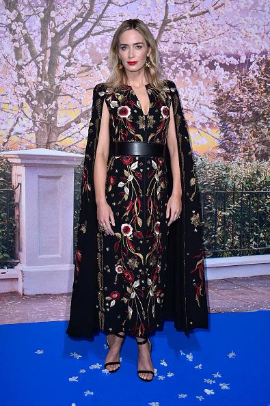 "Emily Blunt「""Mary Poppins Returns"" Paris Gala Screening」:写真・画像(3)[壁紙.com]"