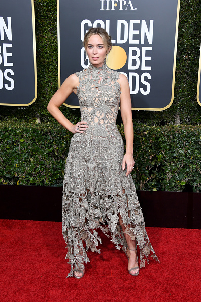 Silver Colored「76th Annual Golden Globe Awards - Arrivals」:写真・画像(12)[壁紙.com]