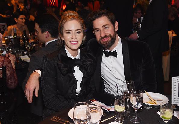 Emily Blunt「71st Annual Writers Guild Awards - New York Ceremony - Inside」:写真・画像(1)[壁紙.com]