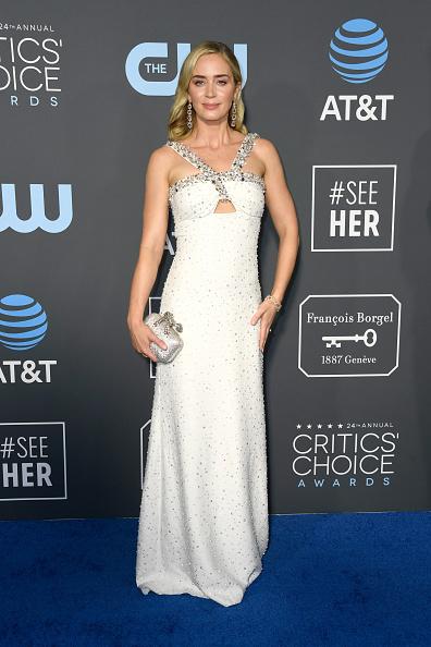 Barker Hangar「The 24th Annual Critics' Choice Awards - Arrivals」:写真・画像(2)[壁紙.com]