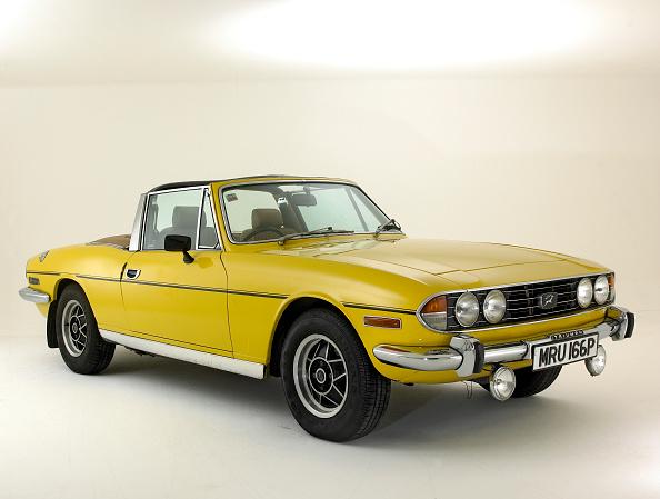 Stag「1976 Triumph Stag」:写真・画像(4)[壁紙.com]