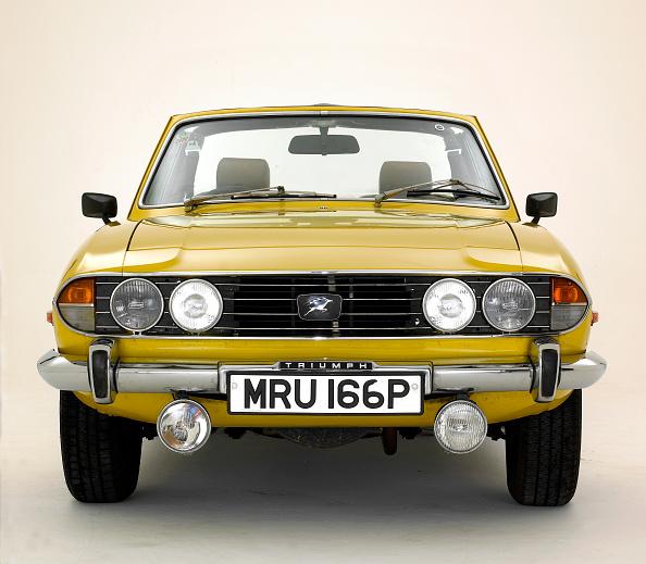 Stag「1976 Triumph Stag」:写真・画像(10)[壁紙.com]