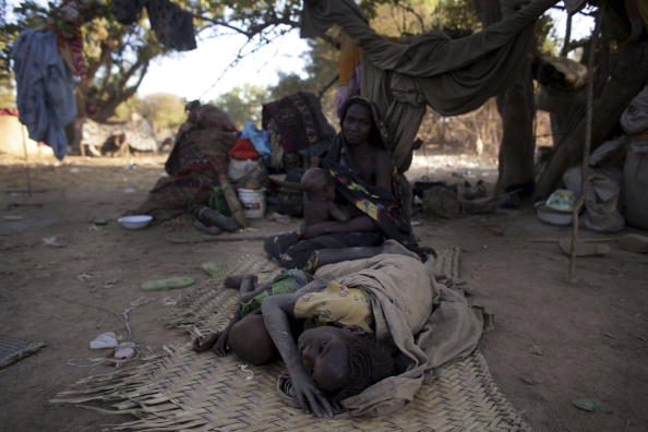 Marco Di Lauro「Chadian Villagers Flee Area As Hundreds Killed」:写真・画像(2)[壁紙.com]