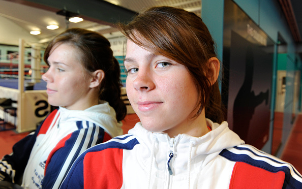 Savannah Marshall「Womans Bower Savannah Marshall 2010」:写真・画像(5)[壁紙.com]