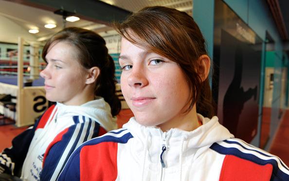 Savannah Marshall「Womans Bower Savannah Marshall 2010」:写真・画像(9)[壁紙.com]