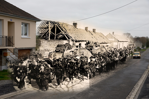 Composite Image「Somme Battlefields Ahead Of The 100th Anniversary」:写真・画像(5)[壁紙.com]