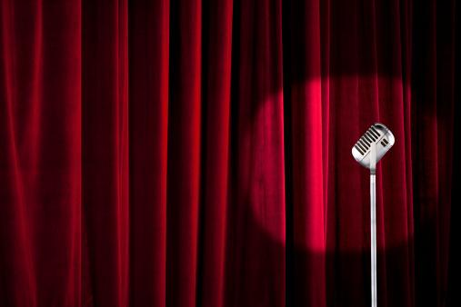 Curtain「empty stage」:スマホ壁紙(13)
