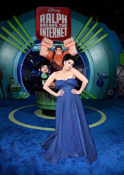 "El Capitan Theatre「Premiere Of Disney's ""Ralph Breaks The Internet"" - Red Carpet」:写真・画像(7)[壁紙.com]"