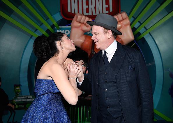 "El Capitan Theatre「Premiere Of Disney's ""Ralph Breaks The Internet"" - Red Carpet」:写真・画像(6)[壁紙.com]"
