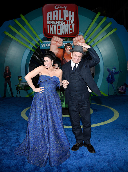 "El Capitan Theatre「Premiere Of Disney's ""Ralph Breaks The Internet"" - Red Carpet」:写真・画像(10)[壁紙.com]"