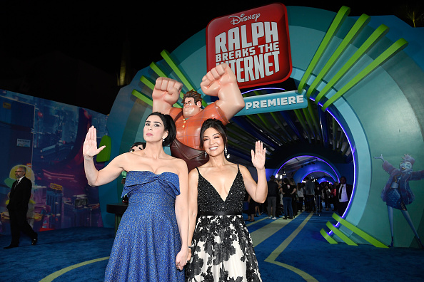 "El Capitan Theatre「Premiere Of Disney's ""Ralph Breaks The Internet"" - Red Carpet」:写真・画像(14)[壁紙.com]"